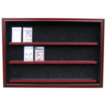 Elite 24 Graded Cards Display Case