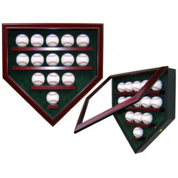 Elite 14 Baseball Display Case