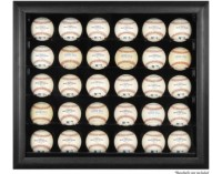 Thirty Baseball Display Case