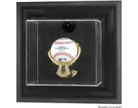 Acrylic Baseball Display Case Wall Mountable