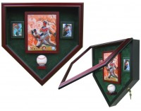 Elite Baseball, 8x10 and Double Card Display Case