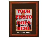 8x10 Baseball Horizontal Or Vertical Frame