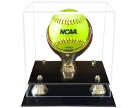 Acrylic Softball Display Case