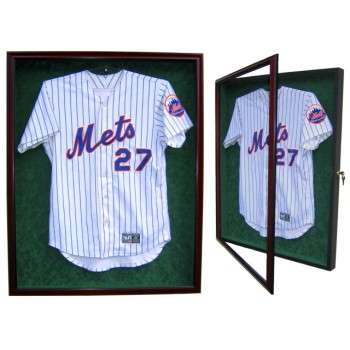 Elite Baseball Jersey Frame - Glass