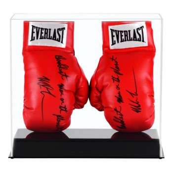 Double Boxing Glove Display Case - Acrylic