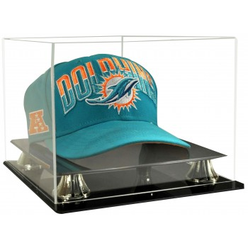 NFL Football Cap Display Case - Acrylic