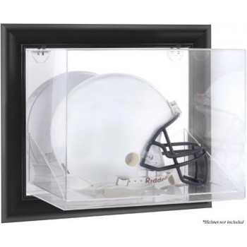 Wall Mount Football Helmet Display